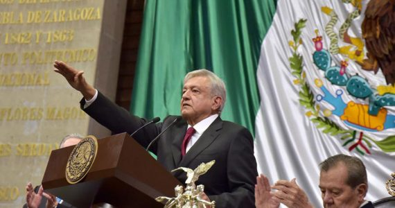 AMLO, presidente de México | Foto: Presidencia