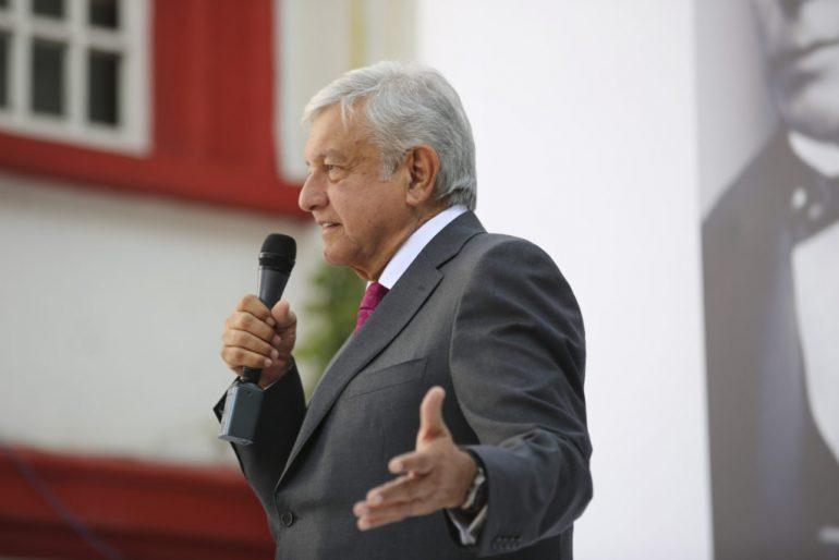 Imagen constitucional de la Cuarta Transformación | Foto: Presidencia