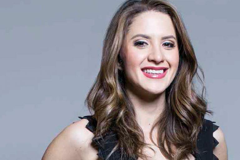 Ivana de María, creadora de la app StoryPlace