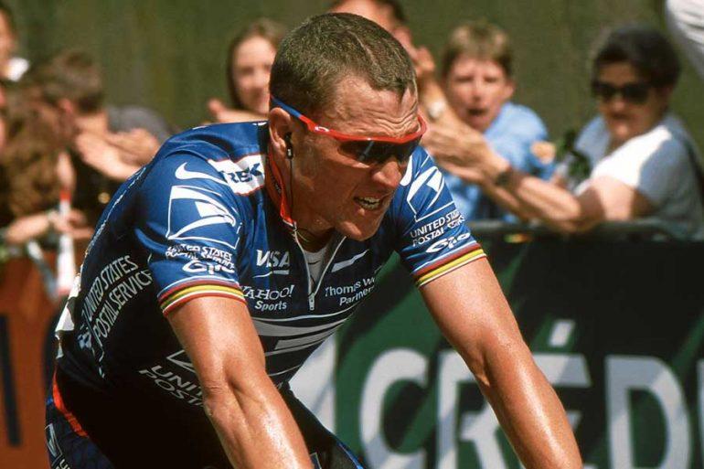 Lance Armstrong hizo su fortuna gracias a Uber y no al ciclismo