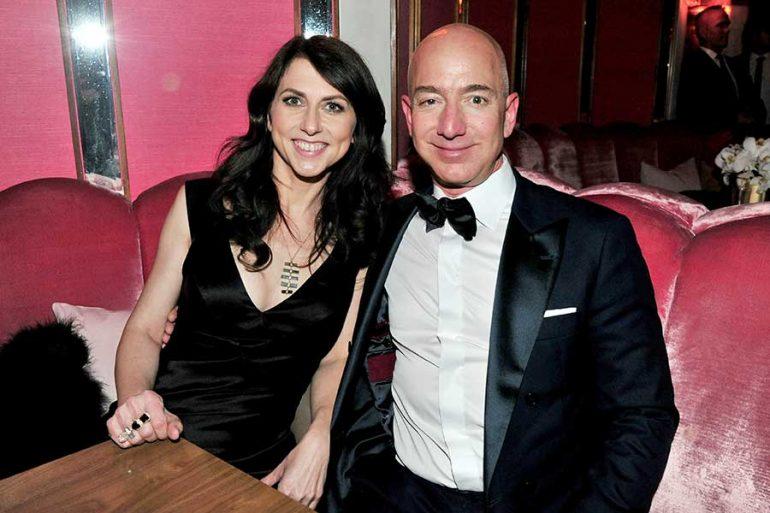 MacKenzie Bezos podría ser una de las mujeres más ricas del mundo por su divorcio