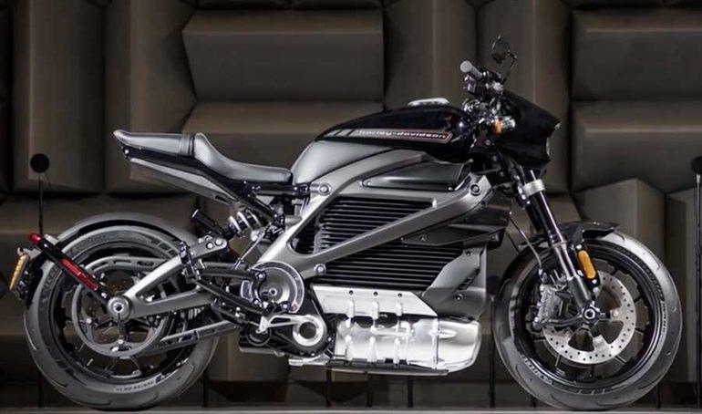 CES 2019: Harley Davidson presenta la primera motocicleta eléctrica