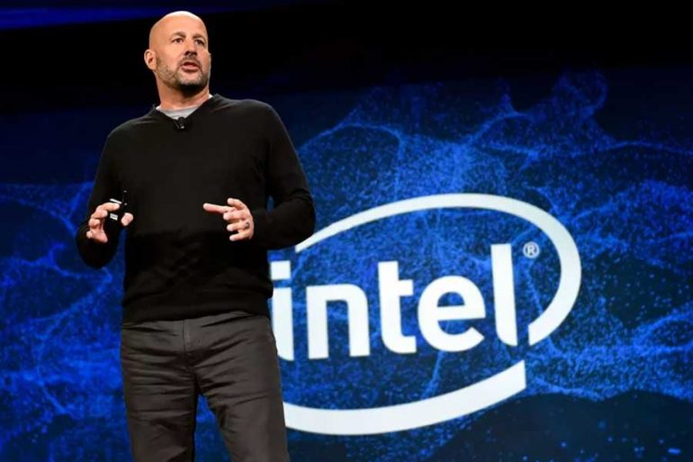 CES 2019: Intel y Facebook trabajan juntos en chip de inteligencia artificial | Foto: screenshot video Intel Fortune
