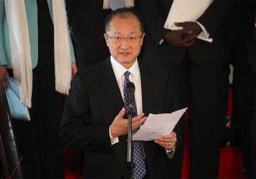 Jim Yong Kim, presidente del Banco Mundial