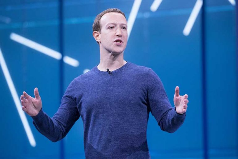 El reto de Mark Zuckerberg, CEO de Facebook