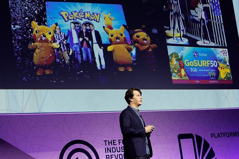 El creador de Pokemon Go captura US$245 millones en fondos | Foto: Getty Images