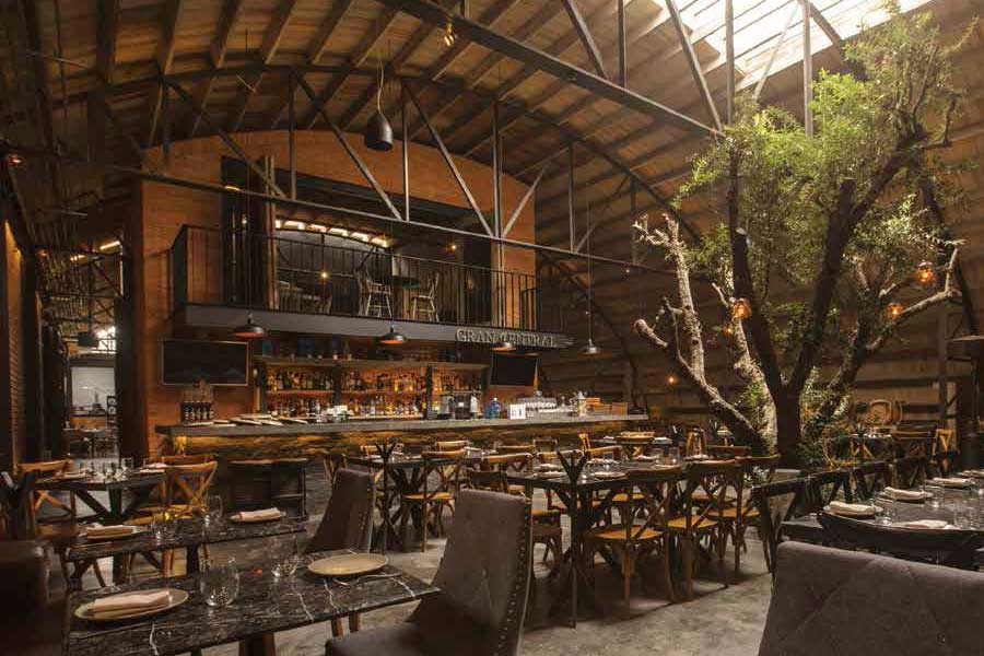 Gran Central, en San Luis Potosí, ofrece una carta de vinos mexicanos y cocteles de autor a base de ginebra | Foto: Getty Images