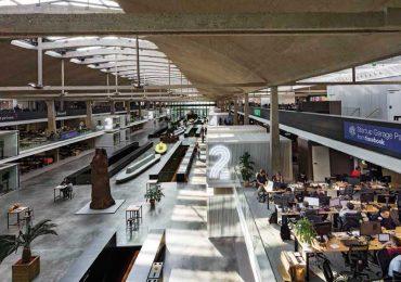 Station F, la incubadora de tecnología más grande del mundo | Foto: cortesía de Patrick Tourneboeuf