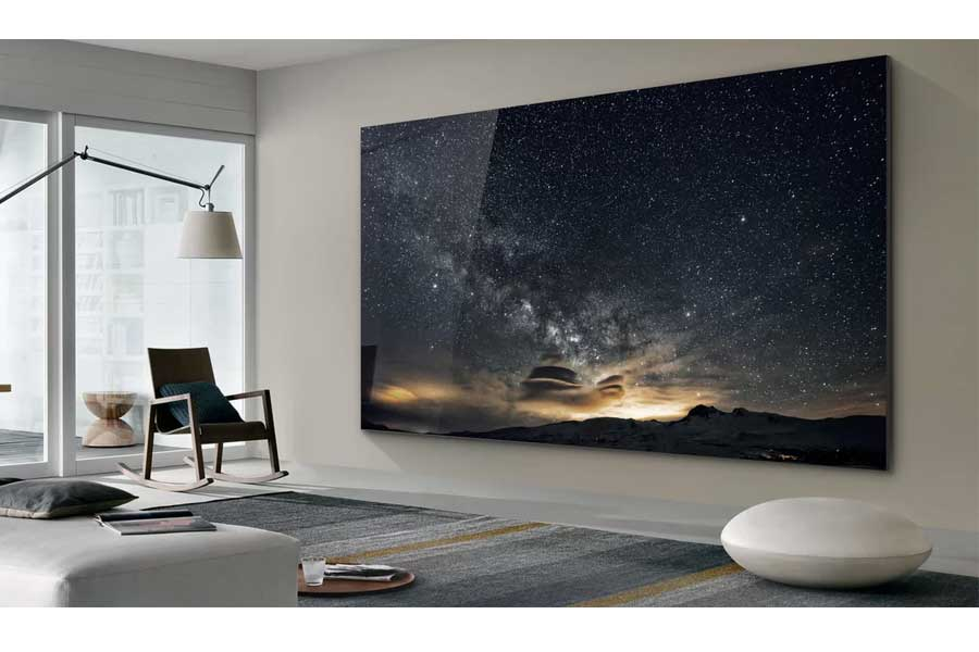 CES 2019 | The Wall 2.00 de Samsung