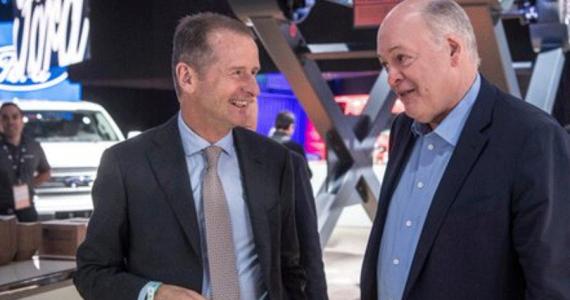 VW y Ford están a punto de revelar los términos de su alianza
