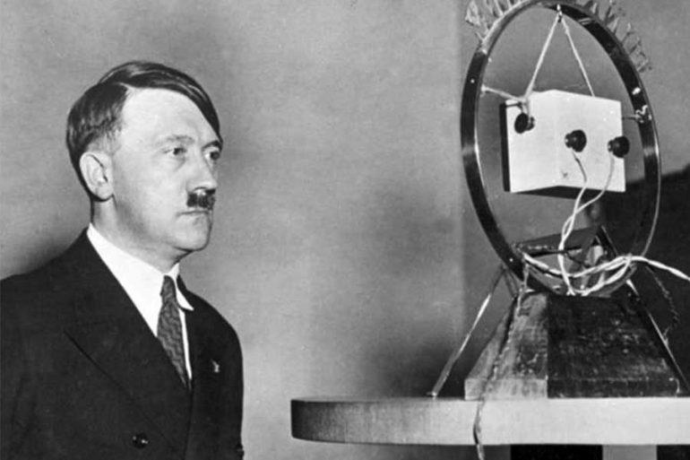Pinturas de la autoría de Hitler no se venden en subasta