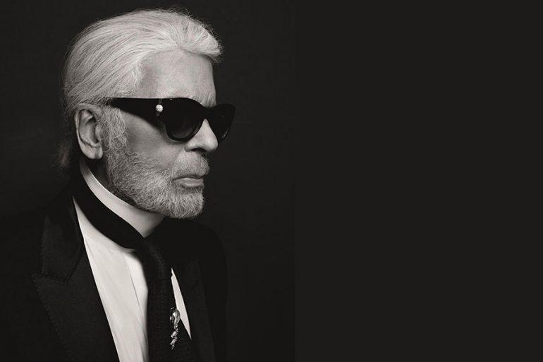 Karl Lagerfeld | Foto: Instagram de Karl Lagerfeld