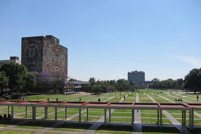UNAM, la mejor universidad de Latam | Foto: Wikimedia