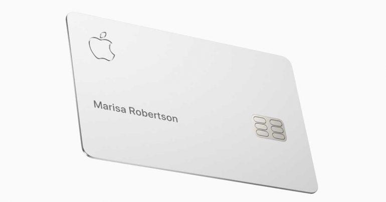 La Apple Card será de titanio y no tendrá un número de tarjeta al frente | Foto: cortesía Apple