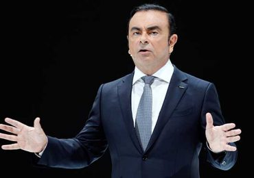 El show de Carlos Ghosn | Foto: Getty Images