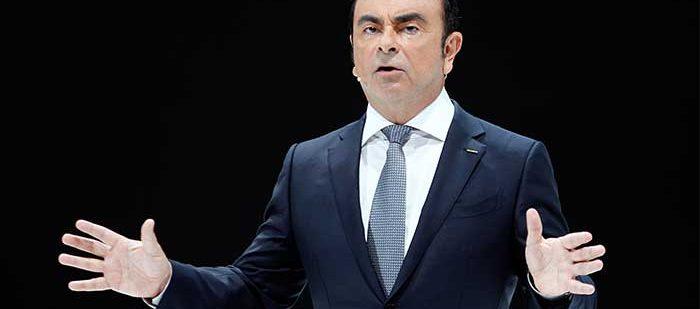 Carlos Ghosn   Foto: Getty Images