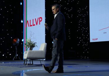Fernando Lelo de Larrea, managing ALLVP | Foto: Paulina Munive