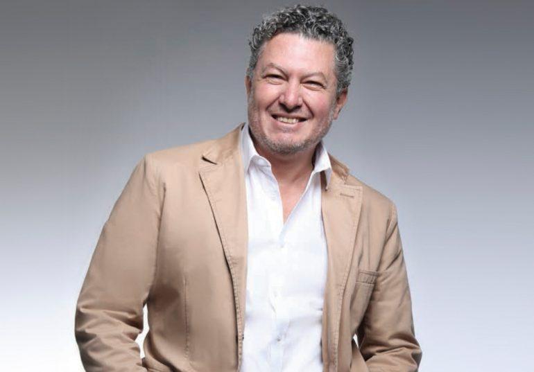 Alejandro Villanueva, director de POSiBLE | Foto: Héctor García