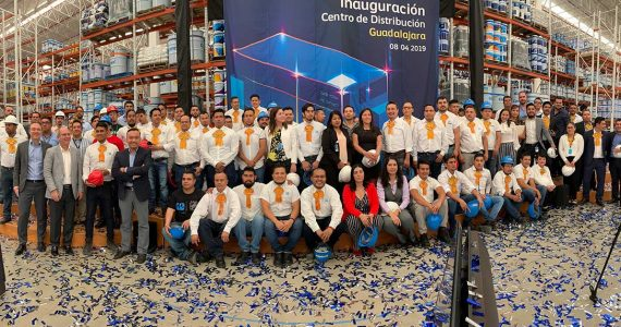 Comex invierte US$8.8 millones en centro de distribución de Guadalajara | Foto: cortesía Comex