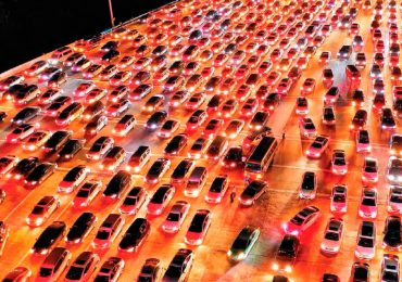 Fabricantes de vehículos eléctricos pelean el mercado de China | Foto: Cui Guanghua—VCG, vía Getty Images