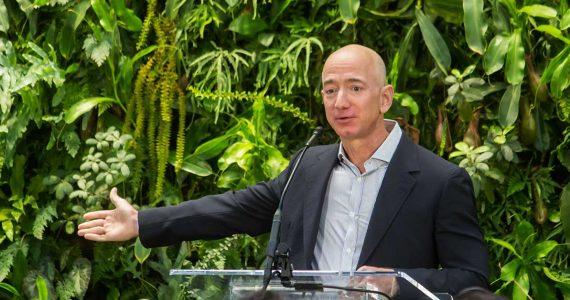 Jeff Bezos publica su carta anual a inversionistas de Amazon