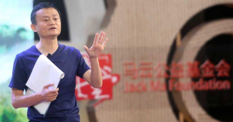 Jack Ma, fundador de Alibaba respalda trabajar 12 horas, seis días a la semana | Foto: Getty Images