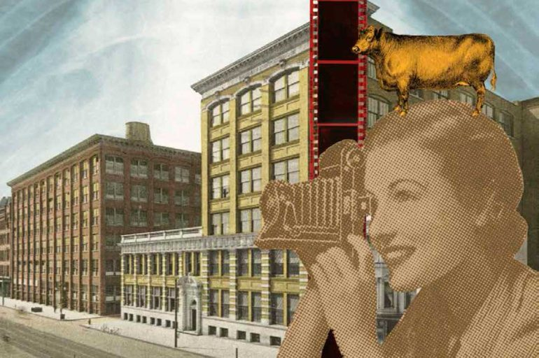Kodak y Fujifilm cambiaron su modelo de negocio para enfocarse a tecnologías digitales | Ilustración: Alfredo Quintana