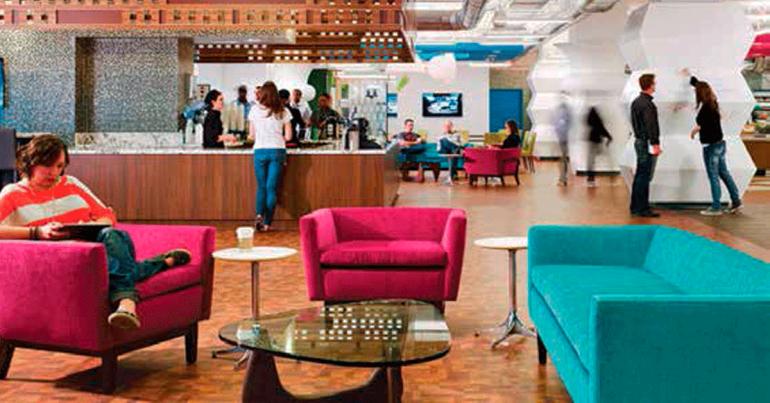 Las 100 mejores compañías para trabajar 2019 | Quicken ha atraído a cientos de jóvenes trabajadores a su sede en Detroit / Foto: cortesía Quicken