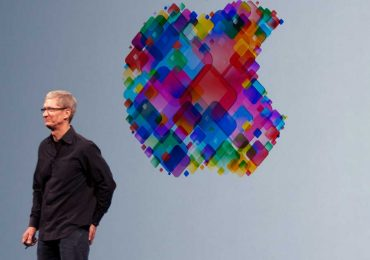Tim Cook, CEO de Apple | Foto: Mike Deerkoski