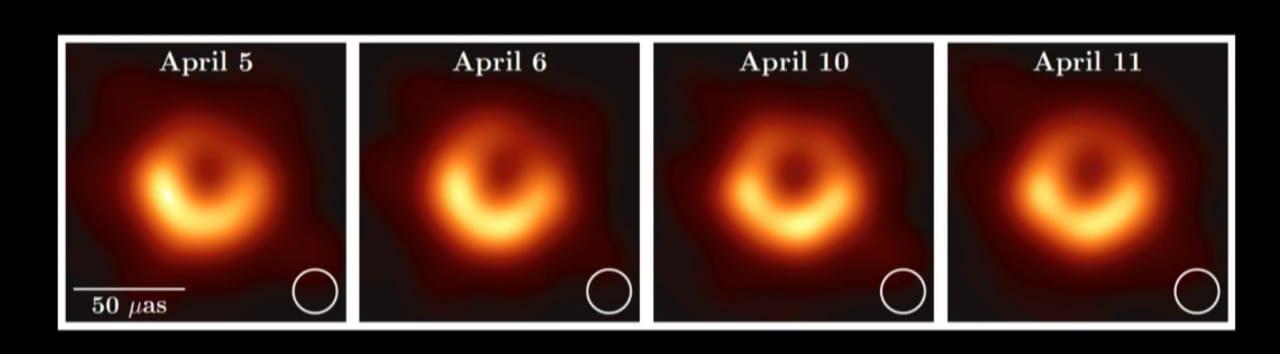 5 cosas que debes de saber sobre el primer hoyo negro fotografiado