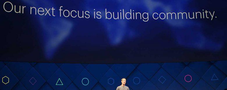 Zuckerberg explica el modelo de negocio de Facebook | Foto: Maurizio Pesce en Flickr