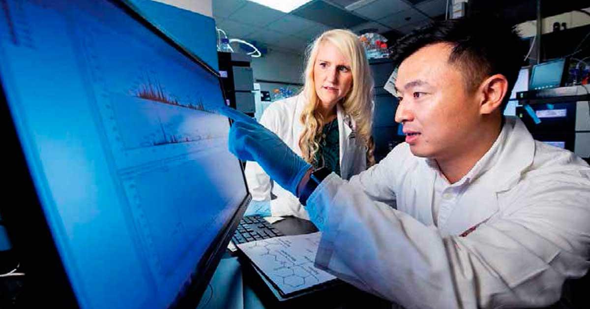 En St. Jude, los investigadores se enfocan en las vulnerabilidades de un tumor pediátrico de alto riesgo. Los empleados dicen que aman los beneficios, pero que lo que realmente los impulsa es el increíble sentido de misión de la compañía | Foto: cortesía St. Jude