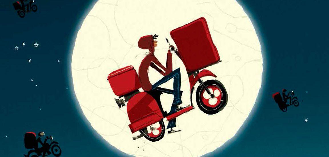 Racing in the streets: México, tierra de prueba y despegue para el delivery | Ilustración: Patricio Beteo