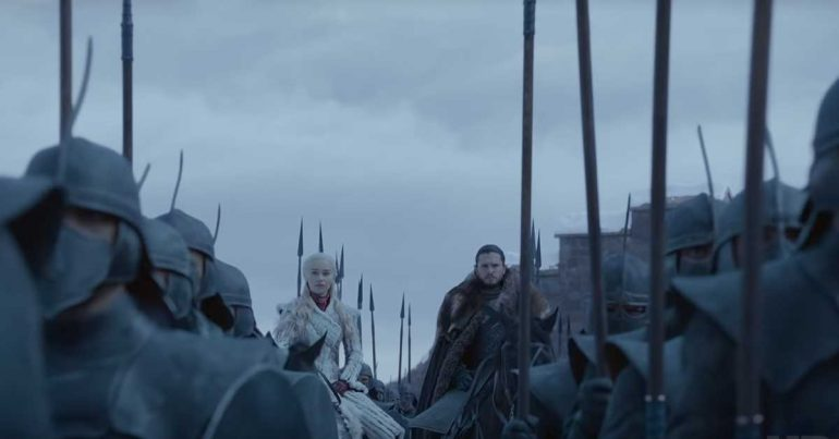 Game of Thrones le da millones de dólares de publicidad gratuita a Starbucks | Foto: screenshot YouTube