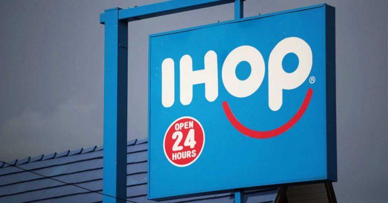 IHOP cambia su nombre, otra vez | Foto: Getty Images