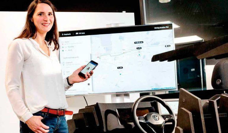 El auto del futuro | Foto: cortesía Volkswagen