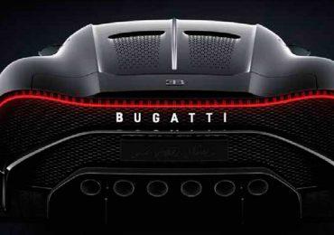 Bugatti: la Voiture Noire, el auto más caro del mundo | Foto: cortesía Bugatti