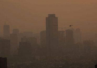 Contaminación en la Ciudad de México (14 de mayo de 2019) | Foto: Cristopher Rogel Blanquet/Getty Images