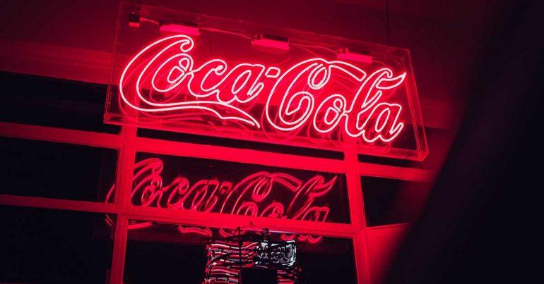 Coca-Cola | Foto: Markus Lompa en Unsplash