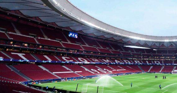 El Wanda Metropolitano es la cuarta sede española en albergar una final de la Champions League | Foto: Getty Images