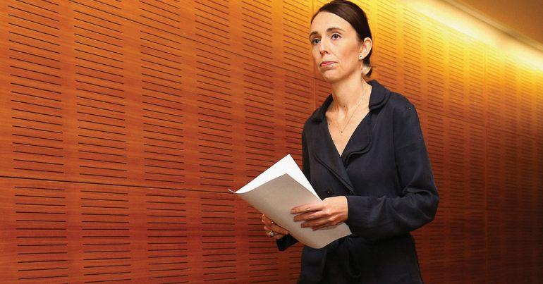 World's 50 Global Leaders: #2 Jacinda Ardern, Primera Ministra de Nueva Zelanda