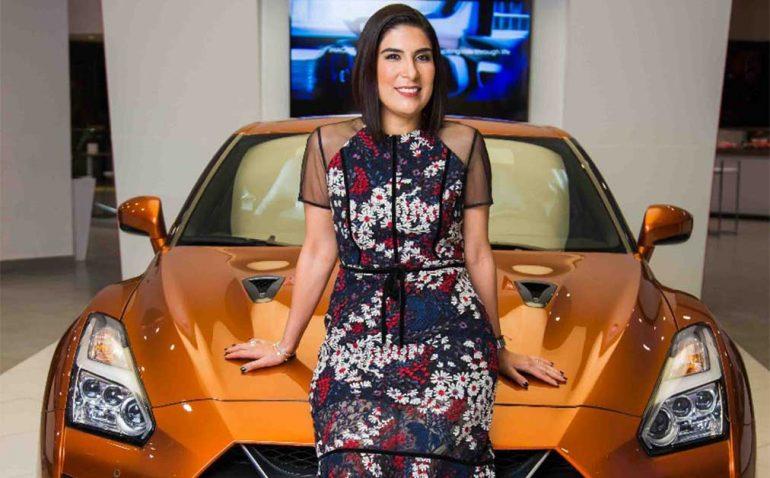 Mayra González, CEO de Nissan Mexicana hasta junio de 2019 | Foto: Manolo Merelles/Fortune en Español