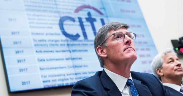 Michael Corbat, CEO de Citigroup | Foto: Getty Images