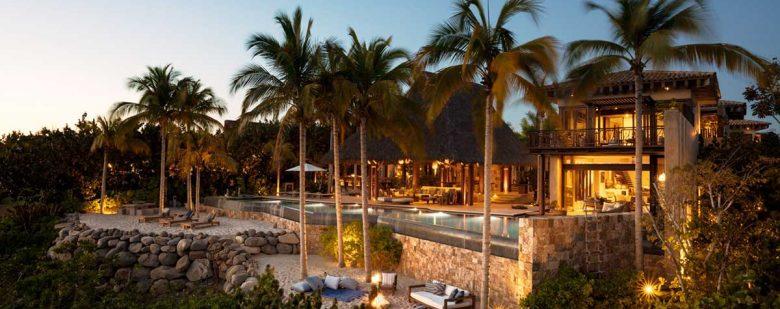 Airbnb luxe: Casa Koko en Punta Mita, México | Foto: Airbnb