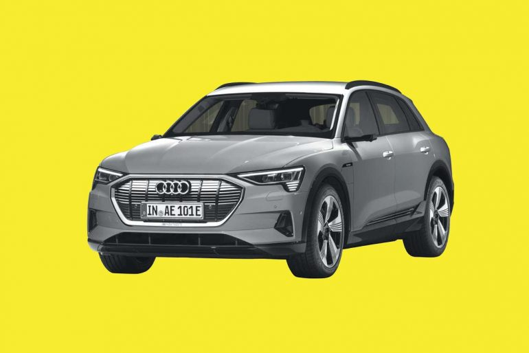 Audi E-Tron 204 mile range | Foto: cortesía Audi