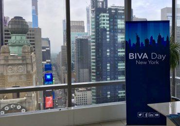 BIVA Day de la Bolsa Institucional de Valores en Nueva York | Foto: Victoria Gaytan Olaguivel/Fortune en Español