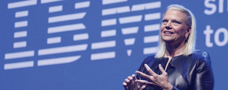Ginni Rometty, CEO de IBM   Foto: Getty Images