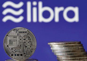 Representación de Libra, la nueva criptomoneda de Facebook | Foto: Getty Images