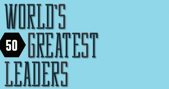 Ranking   World's 50 Greatest Leaders