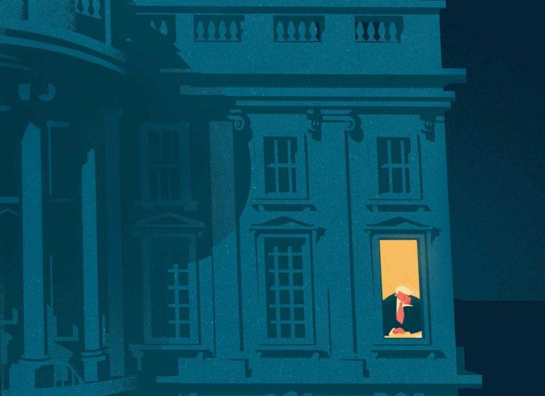 4 de julio: EE.UU. ¿de fiesta? | Ilustración: Enrique Ortega/Fortune en Español